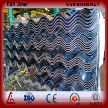 EXA Hot dip gi sheet for sale
